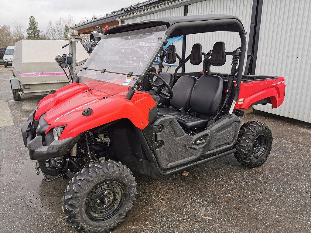 Yamaha VIKING 700 EFI Traktor 0,95% Ränta