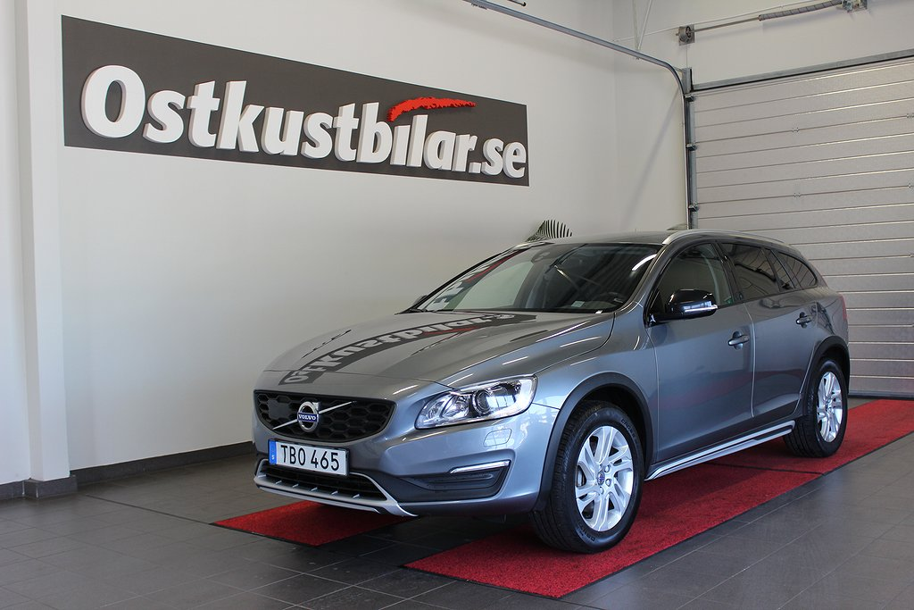 Volvo V60 Cross Country, D4 Momentum VOC AUT