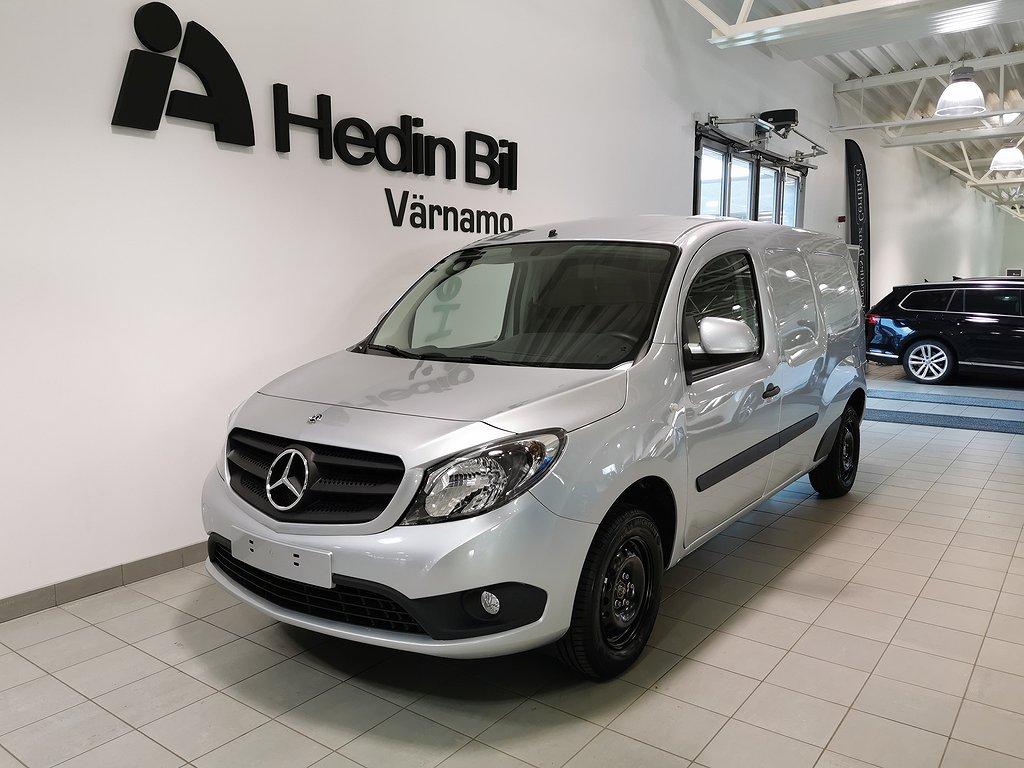 Mercedes-Benz Citan 109 X-LÅNG/SERVICEAVTAL INGÅR!