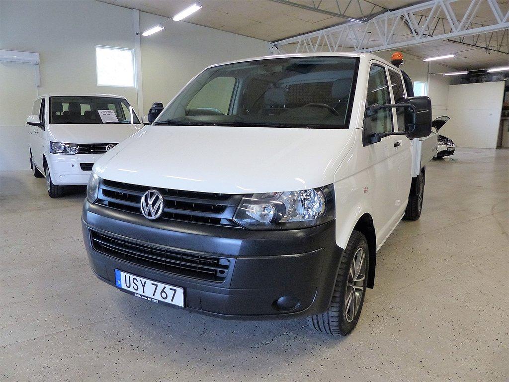 Volkswagen T5 Pick Up  Dubbel Hytt TDI 4M 180 hk 6-växlad AC 5-sitsig 4-dör