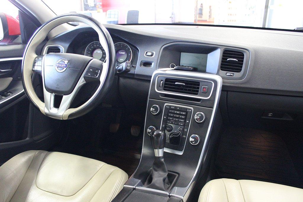 Volvo V60, 2.0 D3  Kinetic 163hk
