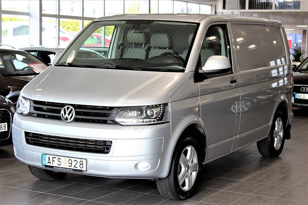 Volkswagen Transporter 2.0 TDI 180HK 4M DSG VÄRMARE DRAG