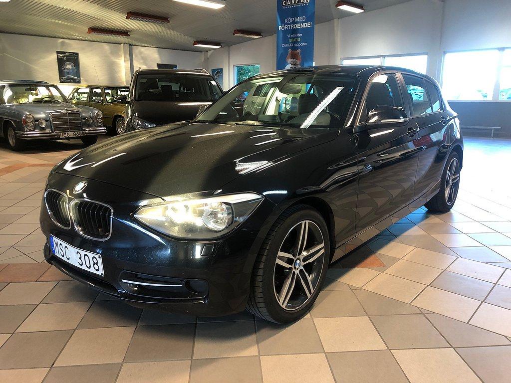 BMW 118 Sportline 5d
