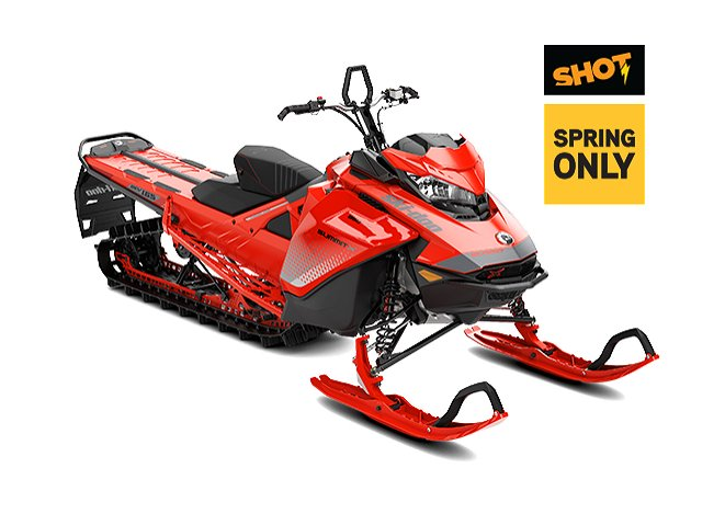 Ski-doo Summit X 154 850 E-TEC