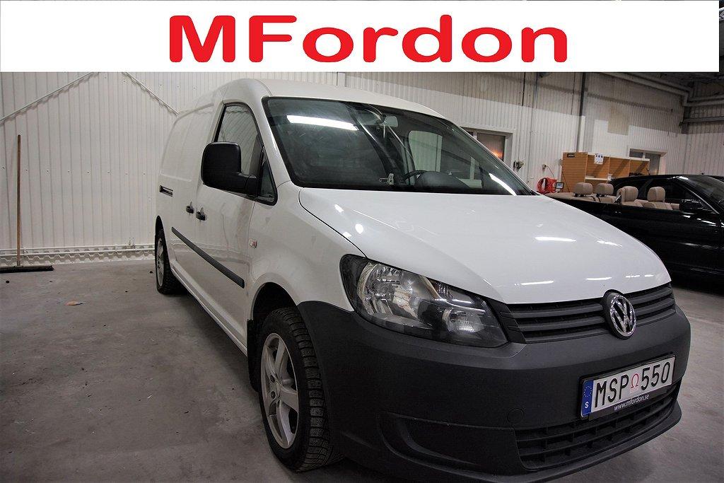 Volkswagen Caddy Panel Van Maxi 1.6 TDI  / Automat / 102hk