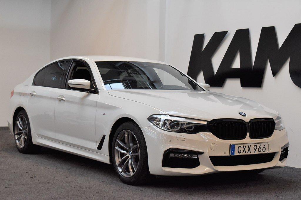 BMW 520 d | M-sport | Backkamera | Steptronic | Navi | 190hk