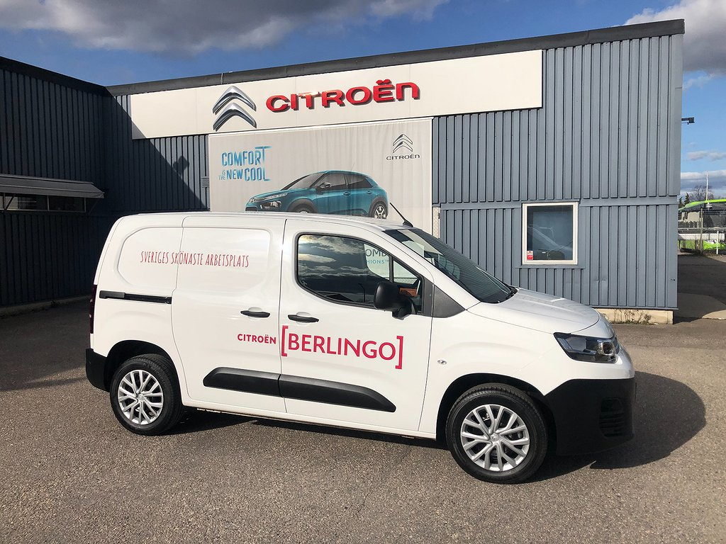 Citroën Berlingo 1.5 BlueHDi L1 100hk Business Premium