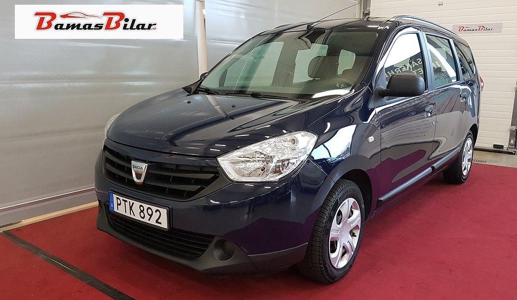 Dacia Lodgy 1.2 TCe 7-sits 115hk