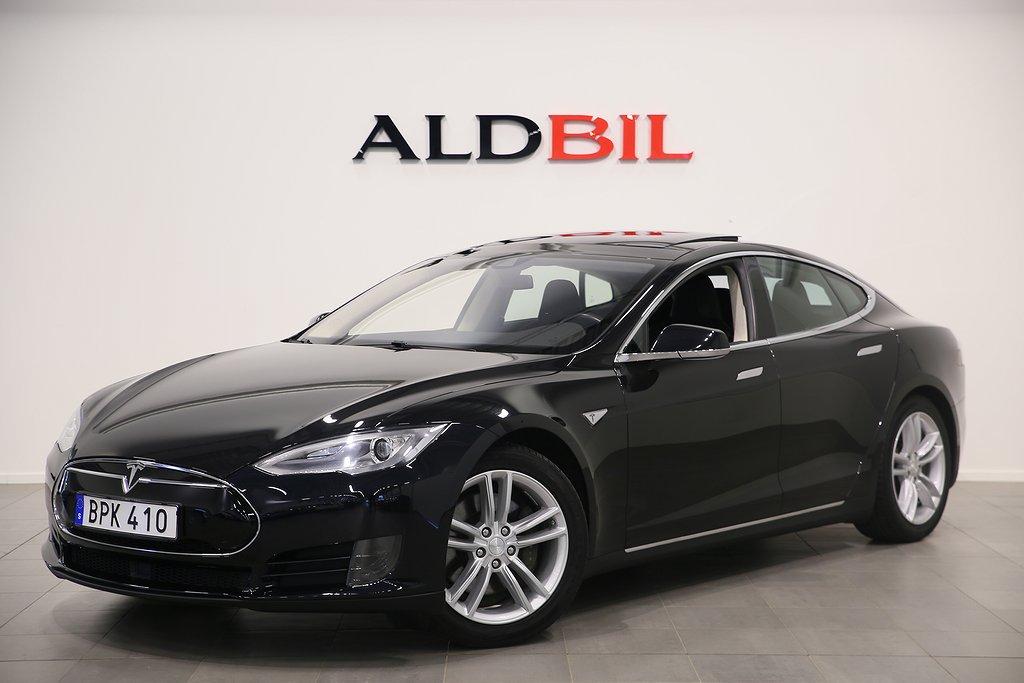 Tesla Model S 85D 85kWh Dual Motor 4WD 423hk