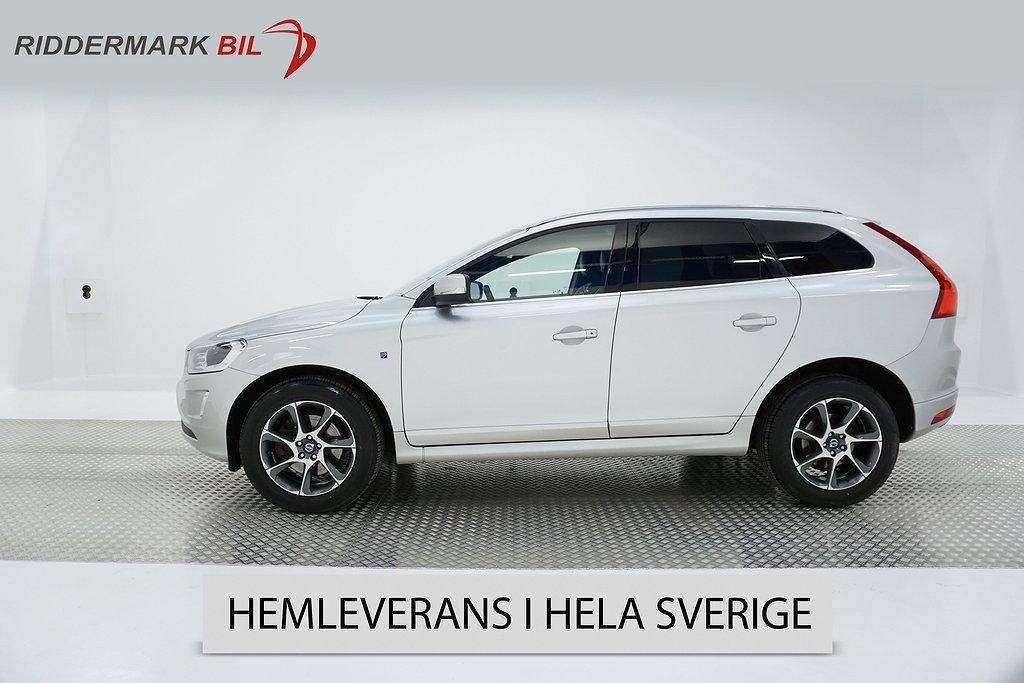 Volvo XC60 D4 AWD (181hk)