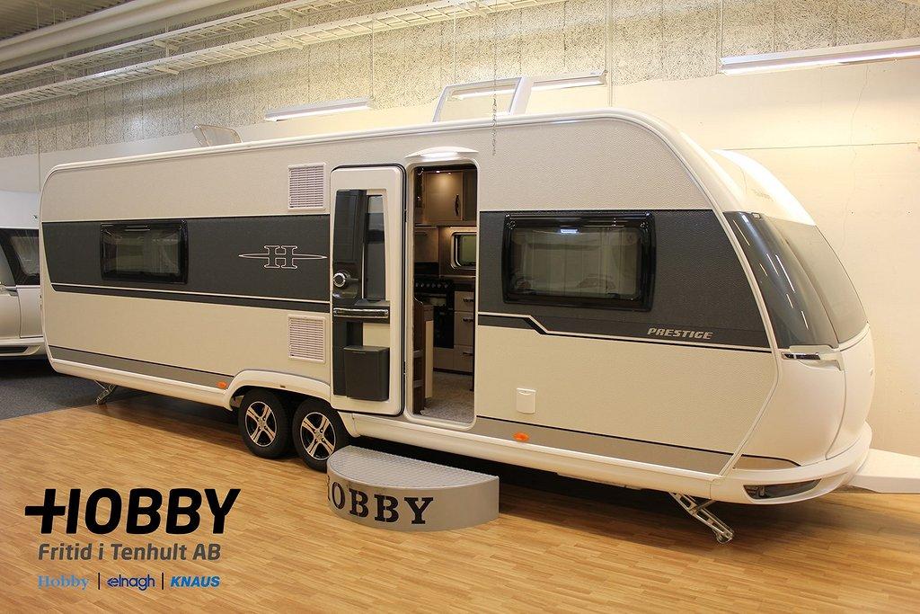 Hobby 720 WQC Prestige ALDE Centralvärme