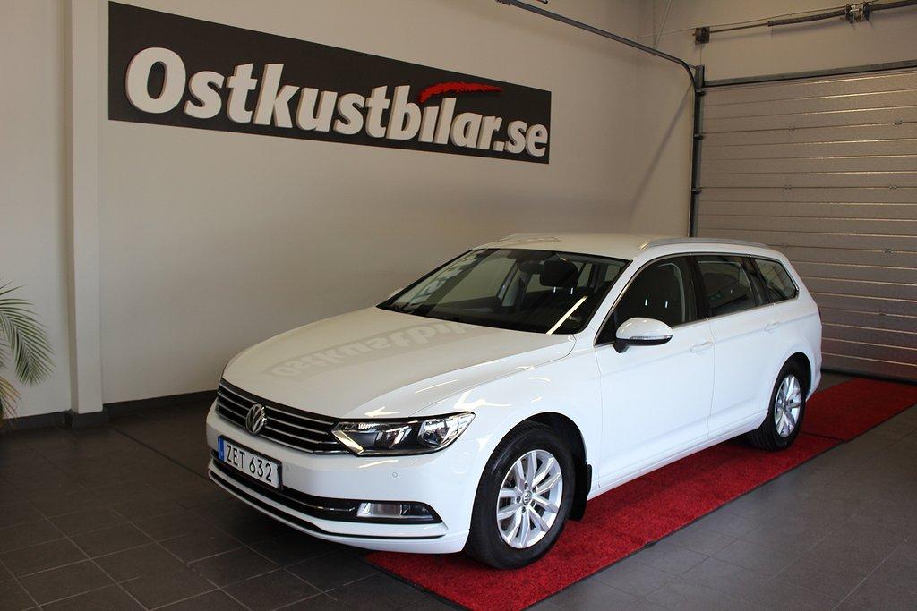 Volkswagen Passat, 1.4 TSI Euro 6 150hk / Dragpaket