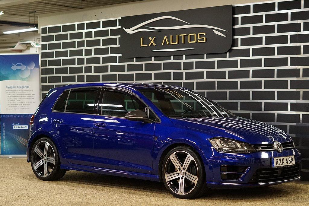 Volkswagen Golf R 4MOTION / DSG / Keyless / Back