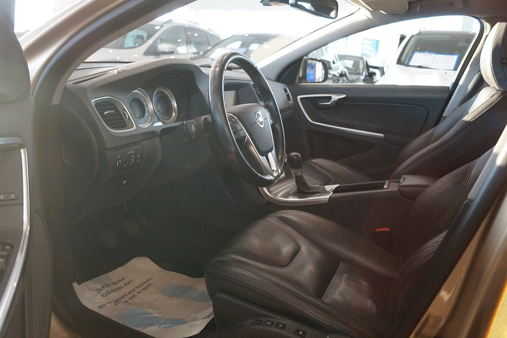 Volvo V60 T3 Summum 150hk