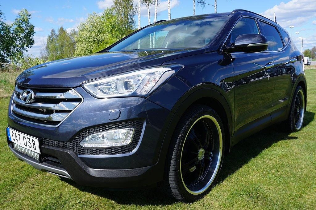 Hyundai Santa Fe 2.2 Premium AWD Automat/Drag