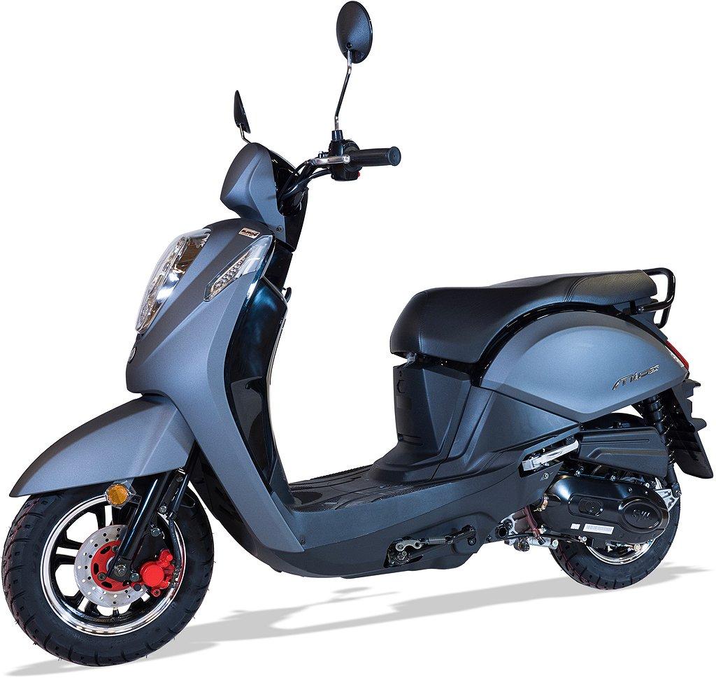 SYM Mio 50 4-takt €4 Snygg moped