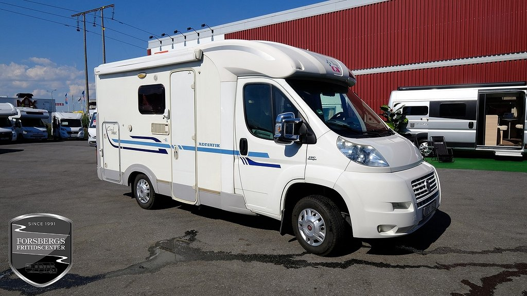 Adria Compact 590 SP