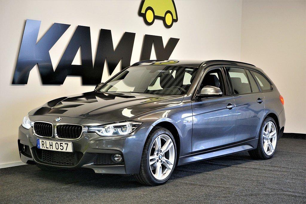 BMW 320 d xDrive | Touring | M-Sport | Navi | Hi-Fi | 190hk
