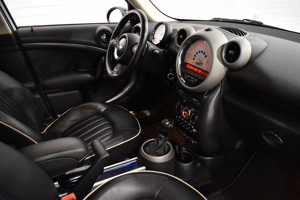 MINI Cooper S ALL4 Countryman (184hk)