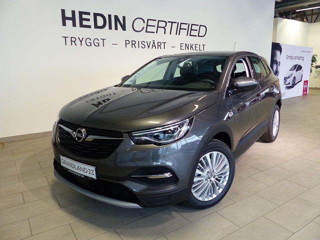 Opel Grandland X Grandland X 1.2 ECOTEC 130hk