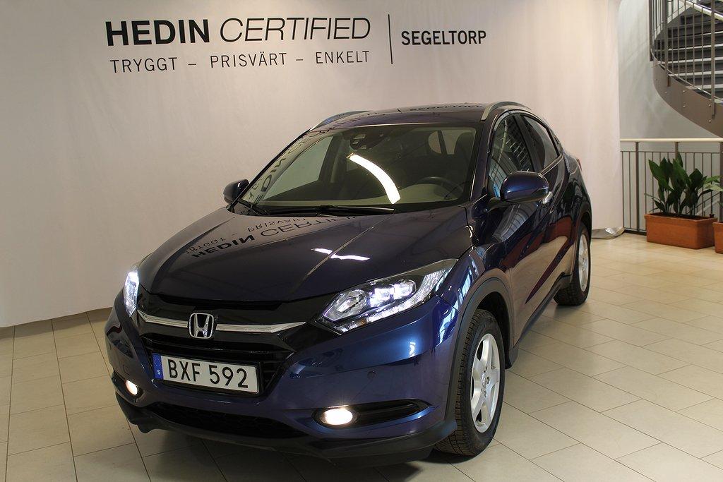Honda HR-V 1.5 130HK AUTO EXECUTIVE PANORAMA NAVI S+V-HJUL