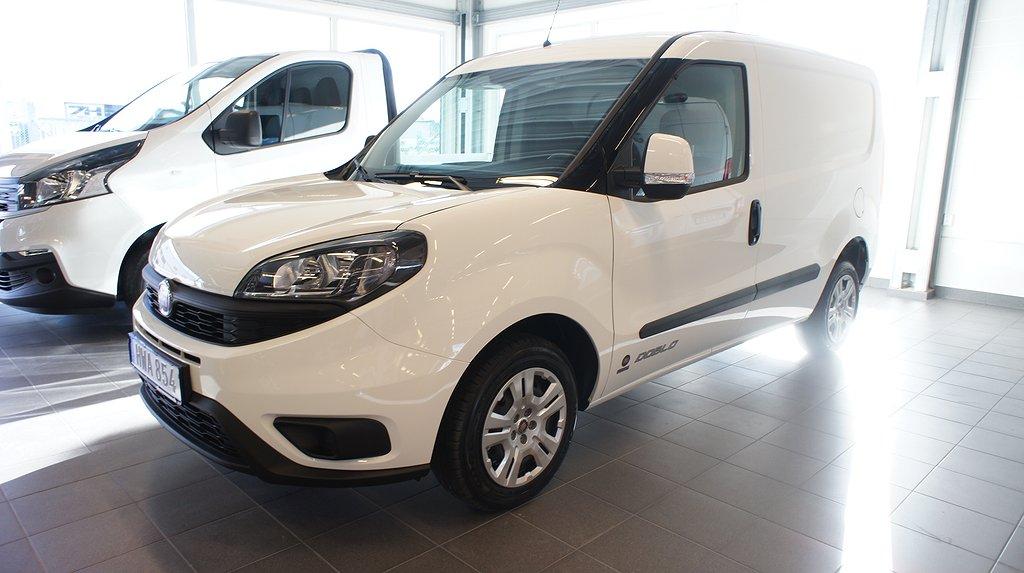 Fiat Doblo Skåp NORDIC L1H1 3.4m3 1.6 MultiJet 105 hk