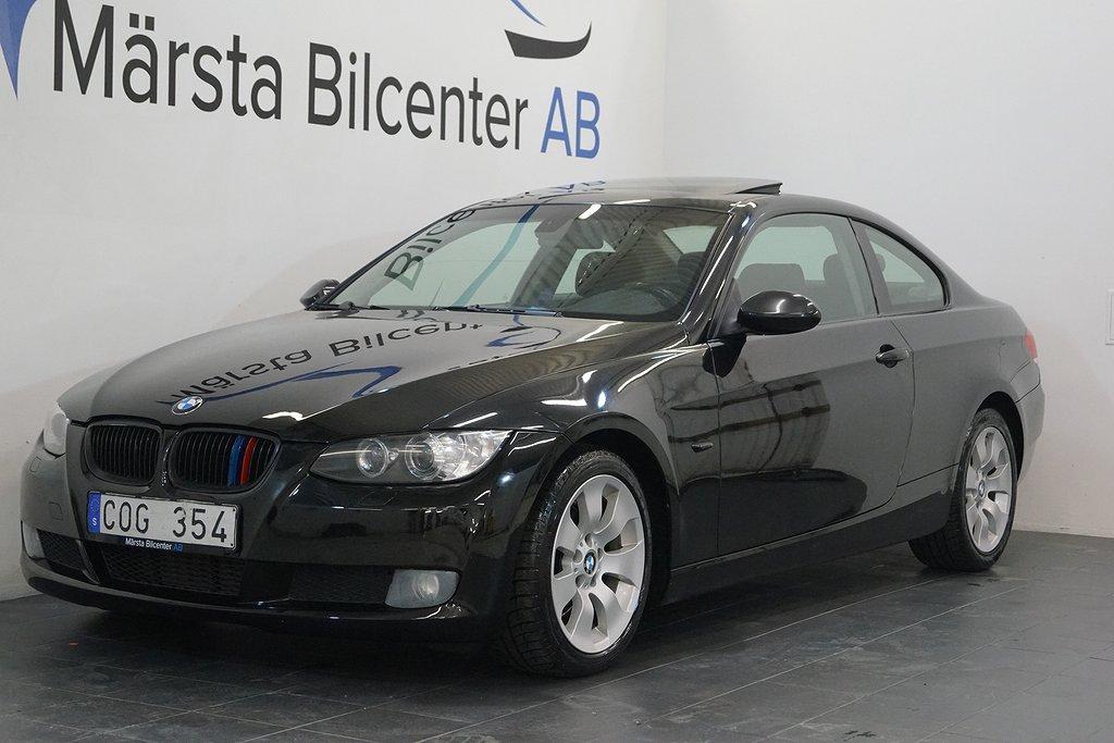 BMW 320 D / Comfort / 177HK / SOLLUCKA /   SVENSKSÅLD