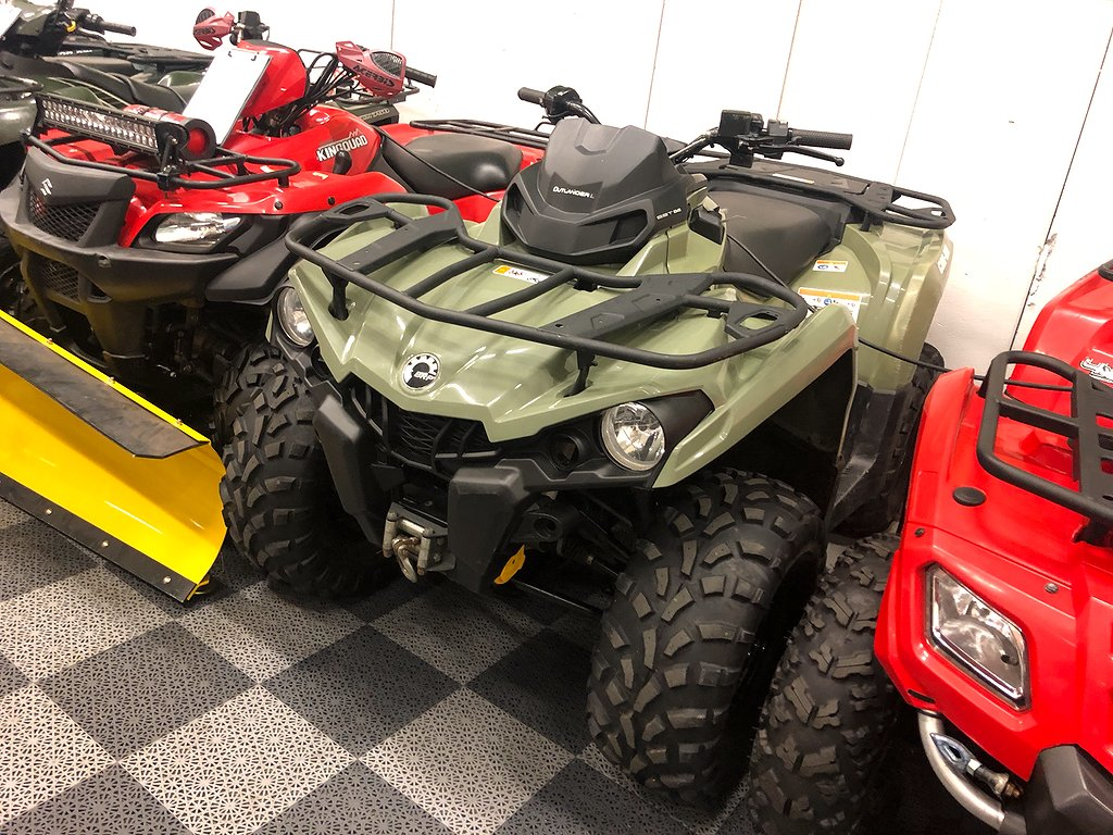 Can-Am Outlander 570 DPS