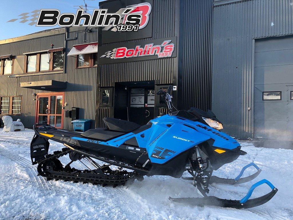 Ski-doo SUMMIT SP 146 850 -20 *59Mil*