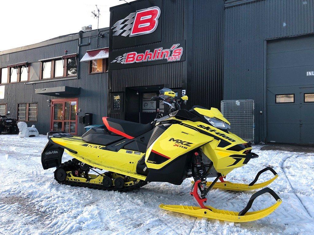 Ski-doo MXZ XRS 850 R -2020 *0% ränta*