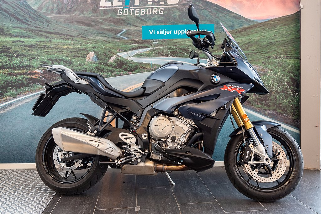 BMW S1000XR 71 Mil | Fullutrustad - ELIT MC