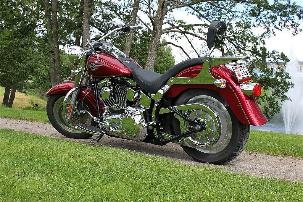 Harley-Davidson FAT BOY FLSTFI