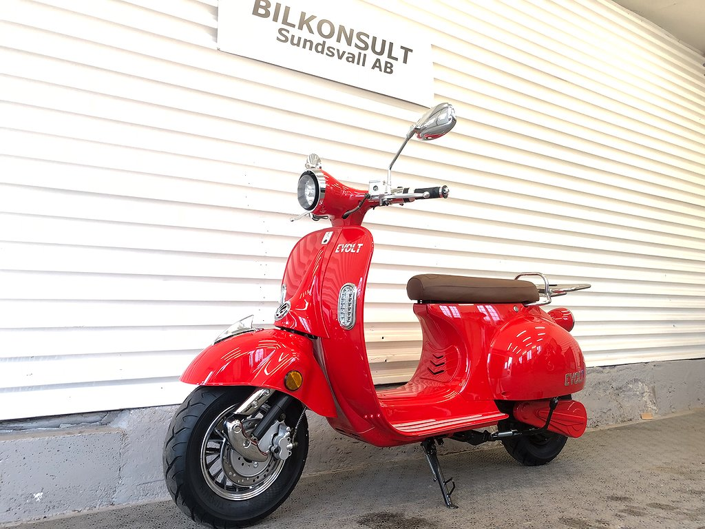 Evolt Elmoped RETRO