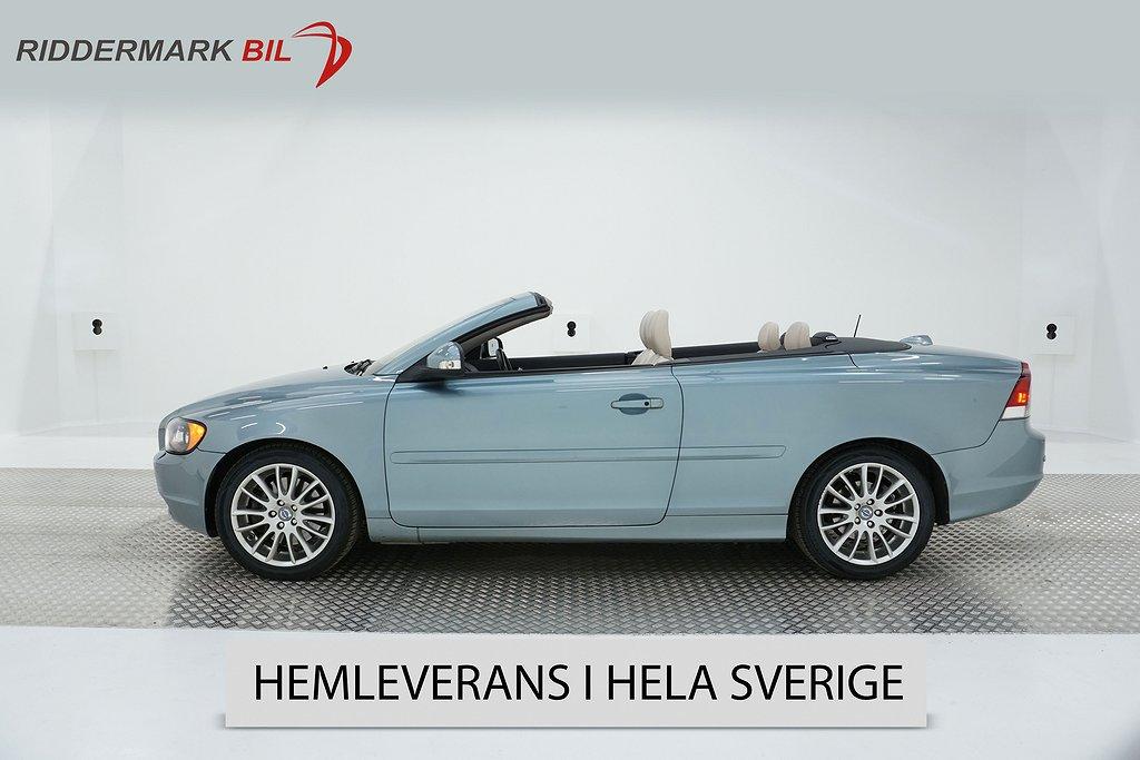 Volvo C70 2.0D Cabriolet (136hk)