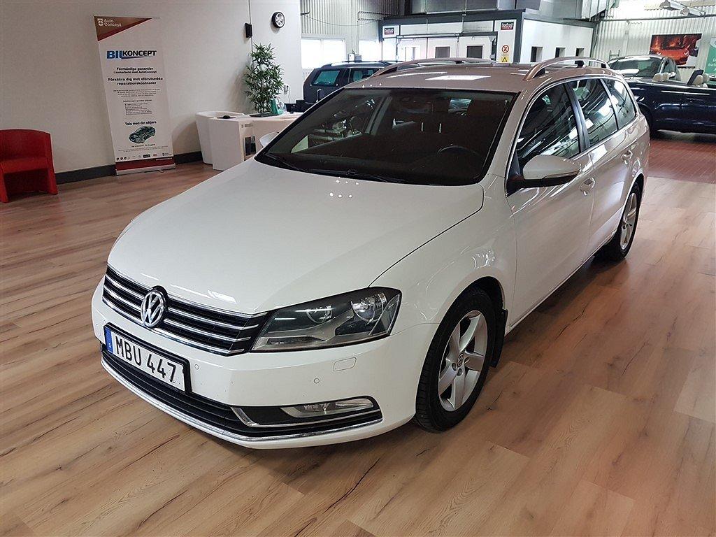 Volkswagen Passat 2.0 TDI 140hk Kamrem bytt