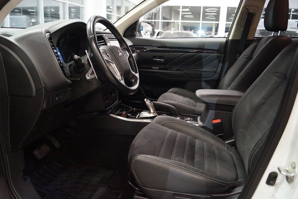 Mitsubishi Outlander P-HEV 2.0 4WD Aut 203hk *Leasebar*