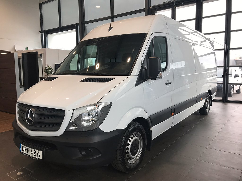 Mercedes-Benz Sprinter 316 14 kubik