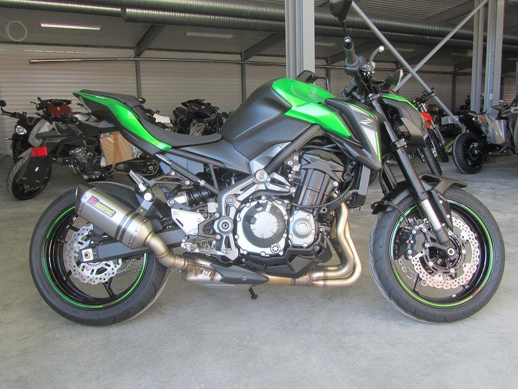 "Kawasaki Z900 ABS ""AKRA EDITION"""