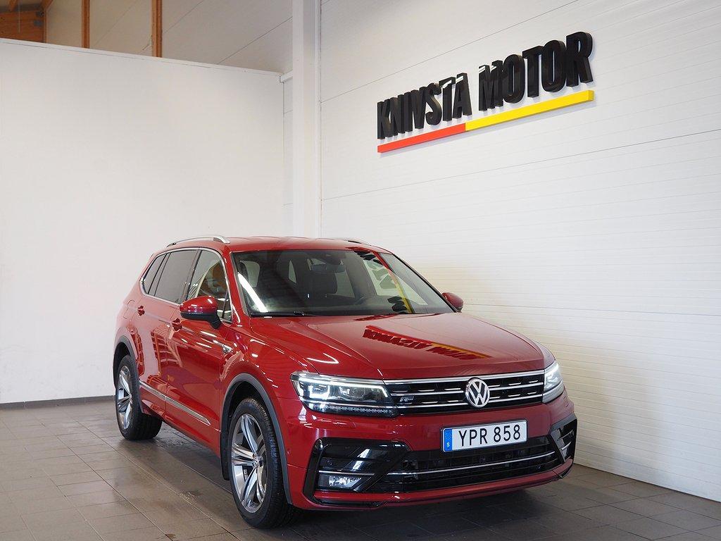 Volkswagen Tiguan Allspace TDI 190hk 4M DSG R-Line / Se Utr 2018