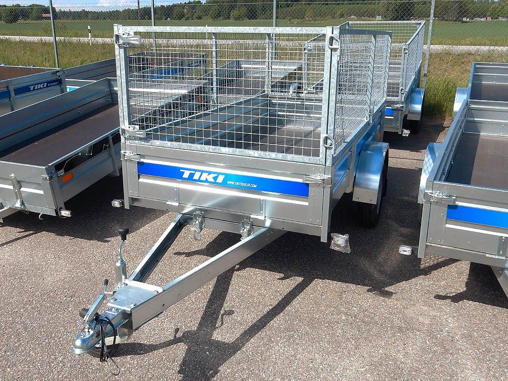Tikitreiler CS265-R Släp Grindsats 70cm stödhjul