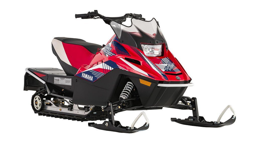 Yamaha SnoScoot ES - Nyhet 2021