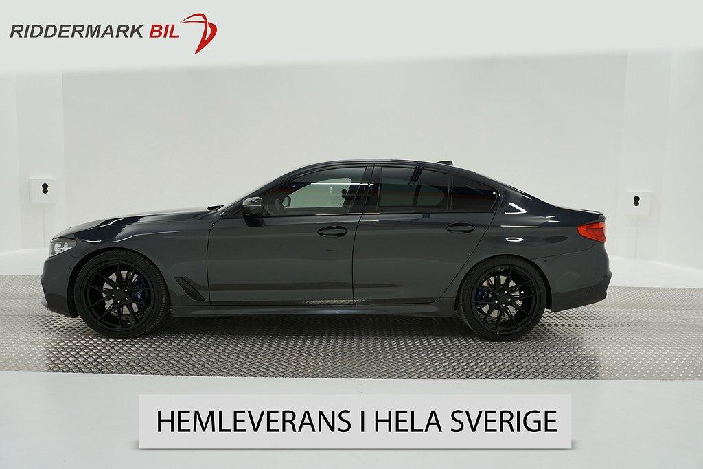 BMW 530i xDrive Sedan, G30 (252hk)