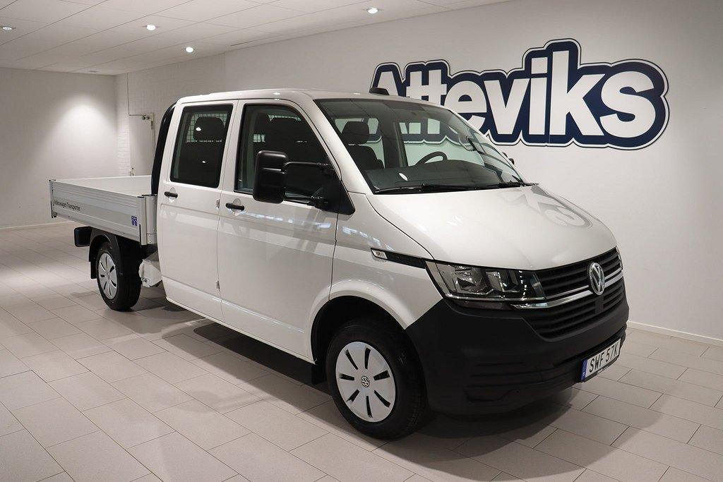 Volkswagen Up PickDubbelhytt 110 Tdi Flak