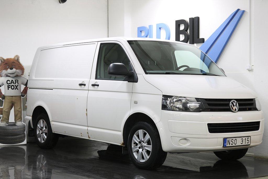 Volkswagen Transporter 2.0 TDI 3-SITS MOMSBIL 102HK