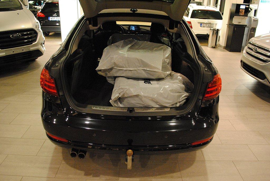 BMW 328 xDrive Gran Turismo Sport Line 245hk Aut