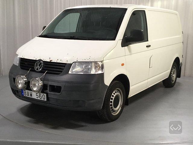 Volkswagen Transporter T5 1.9 TDI (102hk)