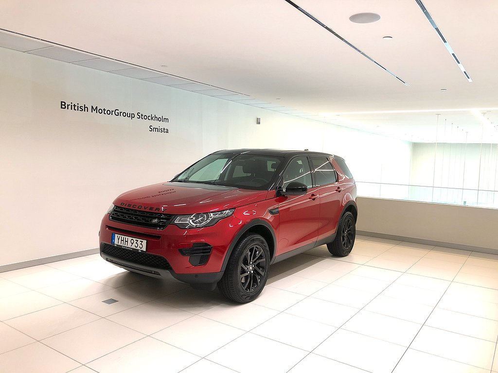 Land Rover Discovery Sport SE - 150 hk