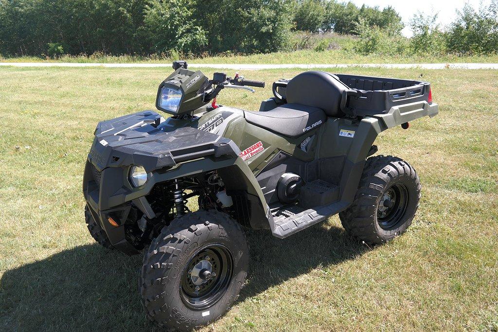 Polaris Sportsman 570 X2 EPS EU-traktorB DEMO