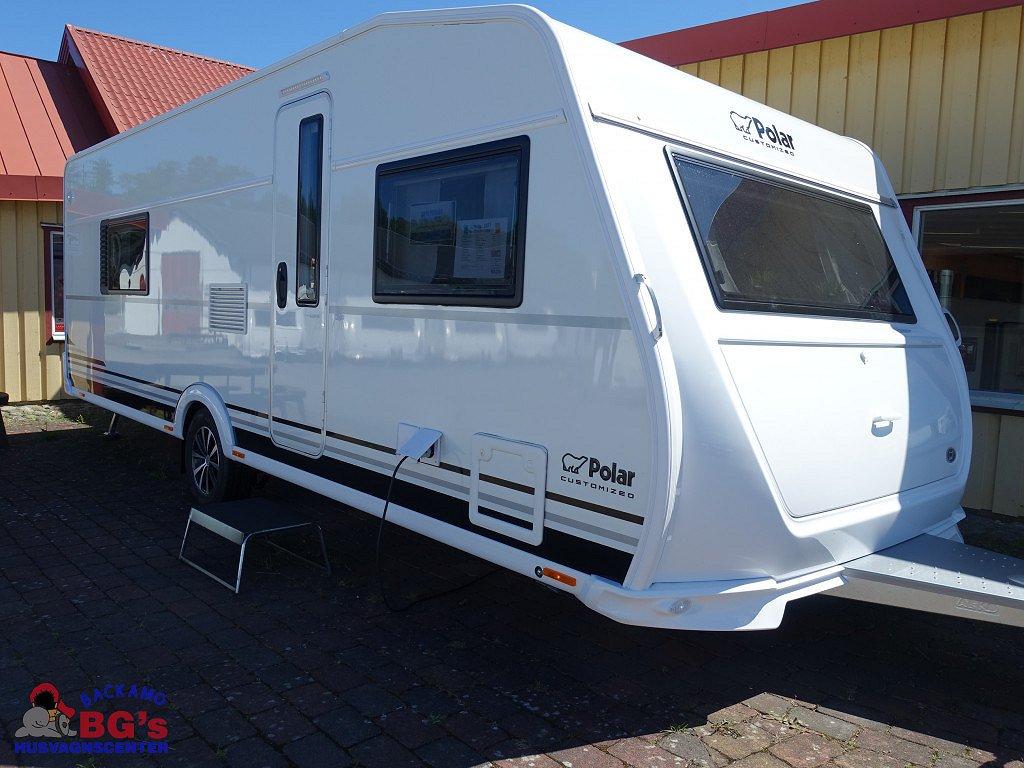 Polar Customized 650 TR TDS VK / Queensbed / Sista vagnen!