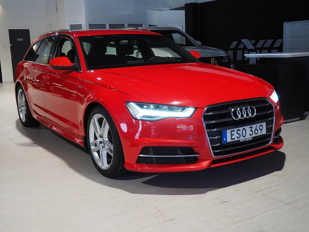 Audi A6 Avant 2.0 S-Line 2018